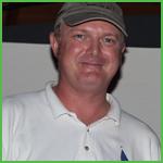 Brendan Joyce at Nanny Cay Marina, BVI